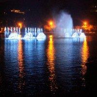 .. Озеро Абрау-Дюрсо, или там, где рождается шампанское..!!! :: Арина Дмитриева