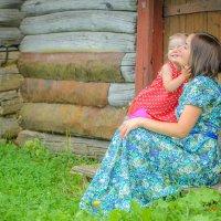 хорошо в деревне летом :: Екатерина Климова