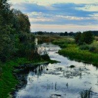 Вечер тихо опустился... вдоль реки прошел неслышно... :: *MIRA* **