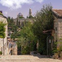 Вид на Монастырь Дор ми Цион :: Alla