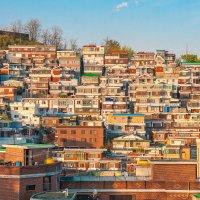 Маленький город в большом городе :: Alena Karpova