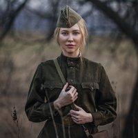 Soviet Soldier | Liliya Nazarova :: Liliya Nazarova