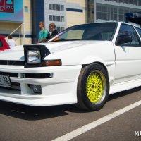 Toyota Sprinter Trueno :: Мария Малина