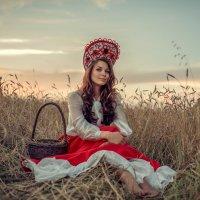 Русская краса :: Julia Barbashova