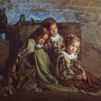 Дети из подземелья :: Ольга Егорова