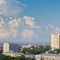 Анапское небо :: Ирина Коваленко