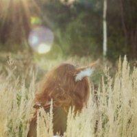 девочка-лисичка :: Софья Лейкина