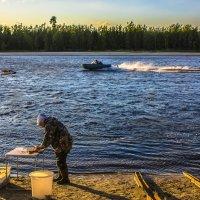 Река!. :: Анатолий Бахтин
