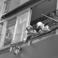 Ловля внуков на живца :: Андрей Майоров