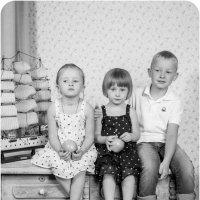 Детство :: Вероника Саркисян