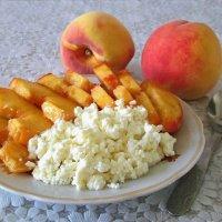 Творожок на завтрак :: Татьяна Смоляниченко