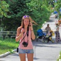Современная девушка :: Валерий Талашов