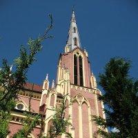 Троицкий  костел в д.Гервяты, Беларусь :: Irina