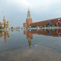 После ливня 27.07.16г :: Alexey YakovLev