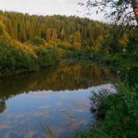Река любви, река печали... :: Нина северянка