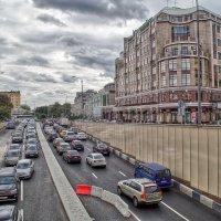 Будни мегаполиса :: Наталья Лакомова