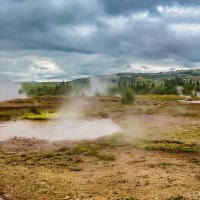 Iceland 07-2016  Geysers realm :: Arturs Ancans