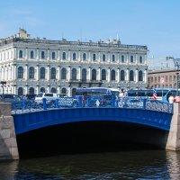 Синий мост :: Александр Архипкин