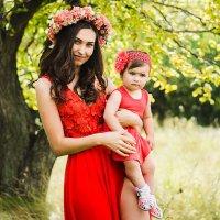 Олеся и Кира :: Татьяна Костенко (Tatka271)