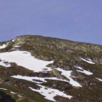 Горные склоны Норвегии-5 :: Александр Рябчиков