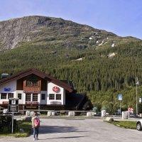 Горные склоны Норвегии-3 :: Александр Рябчиков