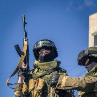 Режим К.Т.О. Российский спецназ :: Виктор Седов