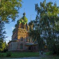 Церковь Иоанна Предтечи в Толчкове :: Сергей Цветков
