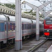 Романтика железных дорог :: Виктор М
