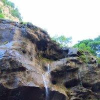 Часть Чегемского водопада :: Виталий Купченко