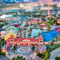 Сочи-парк с высоты :: Zhanna Abramova