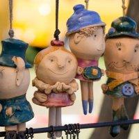 Глиняные игрушки :: К Елена