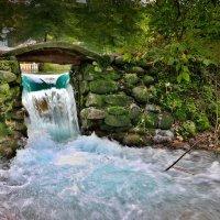 Голубые озёра (Кабардино-Балкария) :: Евгений Ромащенко
