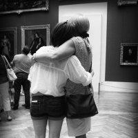 я поведу тебя в музей... :: Лара Leila