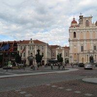 Костёл Святого Казимира в Вильнюсе :: Оксана Кошелева