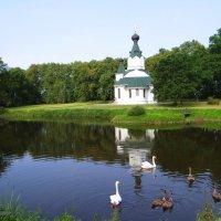 В монастыре... :: Антонина Гугаева