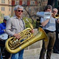Уличный оркестр :: Владимир Брагилевский