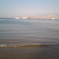 Красное море ранним утром. :: Жанна Викторовна