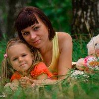 мама и дочь :: Лана Нурыева
