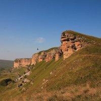 Отроги Скалистого хребта. Гум-Баши. Высота около 2200 м. :: Vladimir 070549