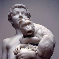 Мальчик-неаполитанец с обезьяной ... :: Лариса Корженевская