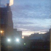 Утро в городе. (Санкт-Петербург). :: Светлана Калмыкова