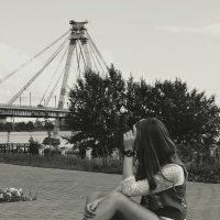 ч/б тоже красиво смотрится :: Анастасия Фёдорова