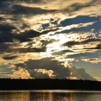 Вечерние краски уральского лета :: Полина Потапова