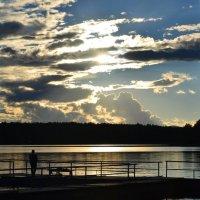На закате лета :: Полина Потапова