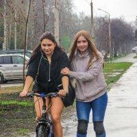 Поездки под дождём :: Дима Пискунов
