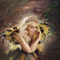 Волшебная фея из сказки :: Татьяна Семёнова
