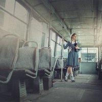 Трамвай :: Юлия Огородникова