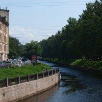 река Карповка :: Андрей Иванов