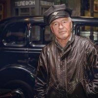 Таксист из прошлого :: Виктор Седов