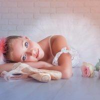 Балерины (серия) :: Ольга Егорова